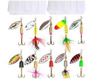 10pcs Fishing Lure