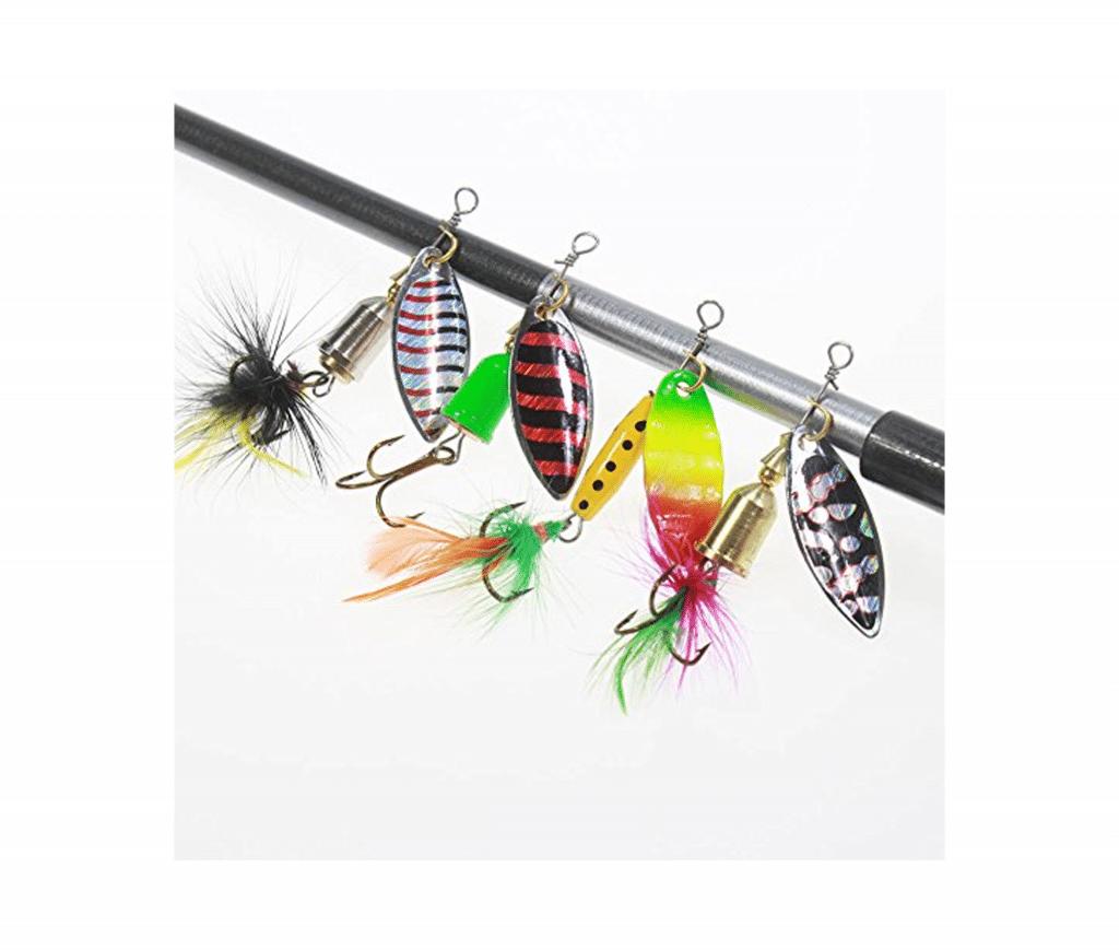 10pcs Fishing Lure