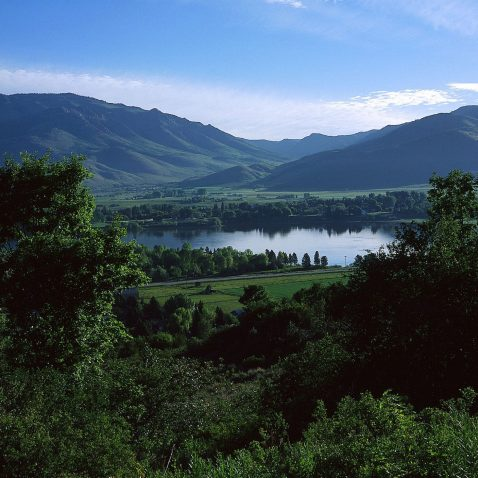 Pineview Reservoir (Ogden)
