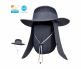 LCZTN Outdoor Sun Cap for Men & Women Breathable Wide Brim Fishing Hat