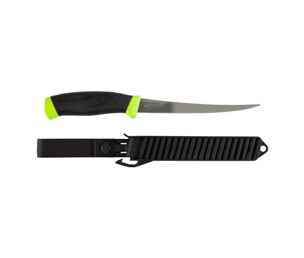 Morakniv Fishing Comfort Fillet Knife with Sandvik Stainless Steel Blade 6.1 Inch 2019
