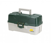 Plano 3-Tray Tackle Box with Dual Top Access