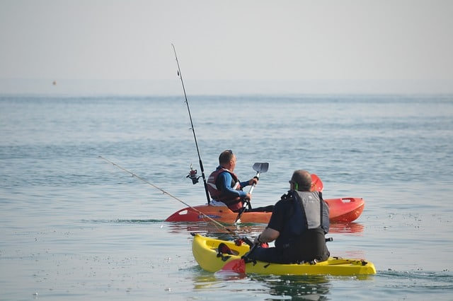 Saltwater Kayak Fishing Tips