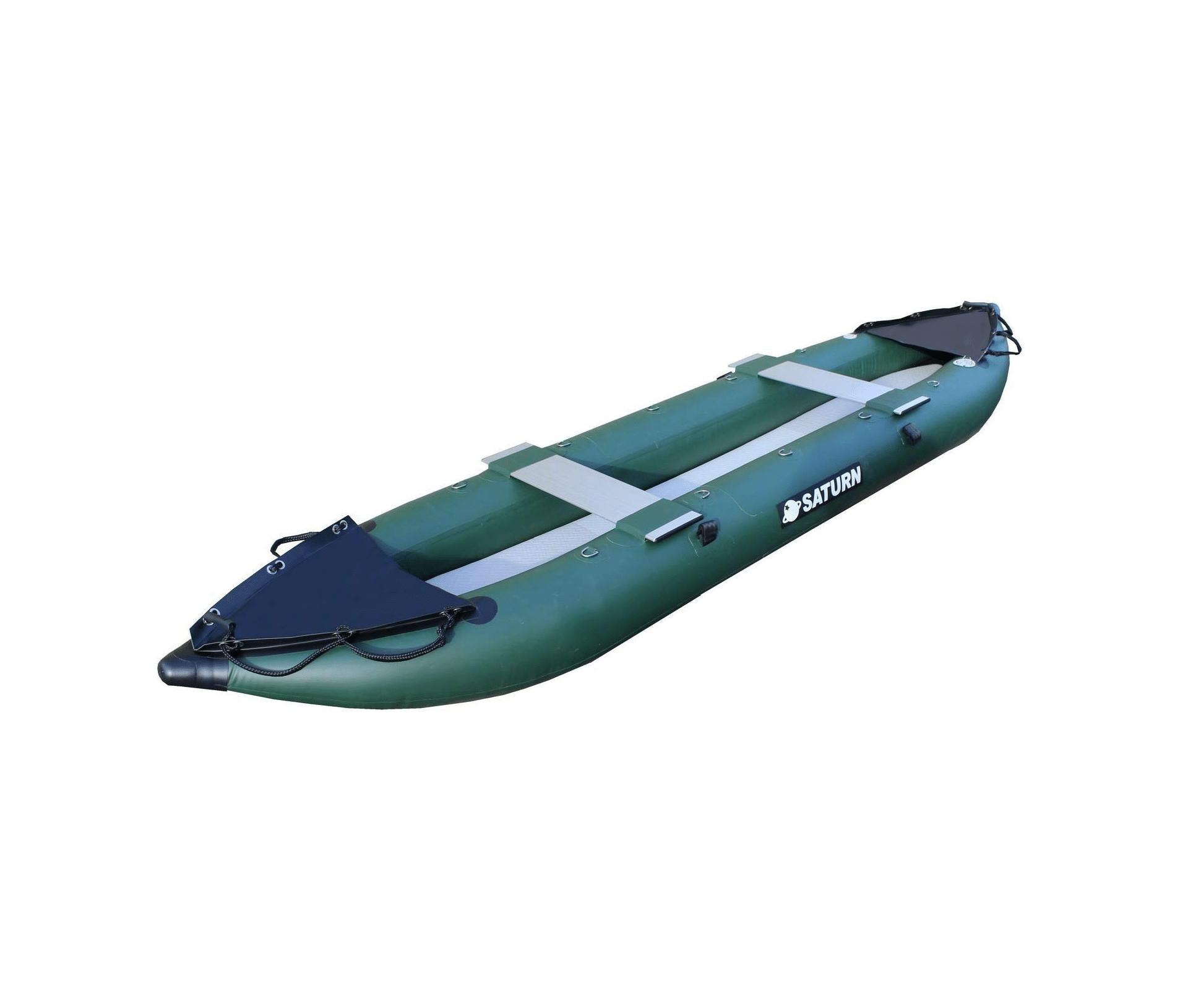 Saturn Pro Angler Inflatable Fishing Kayak