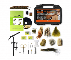 WETFLY Deluxe Fly Tying Kit