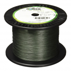 PowerPro Braided Spectra Fiber