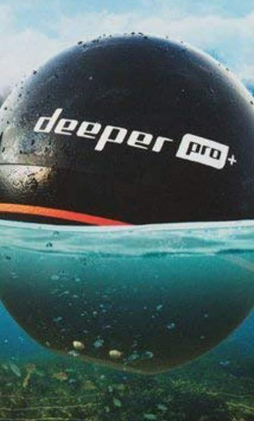 Deeper Pro fish finder
